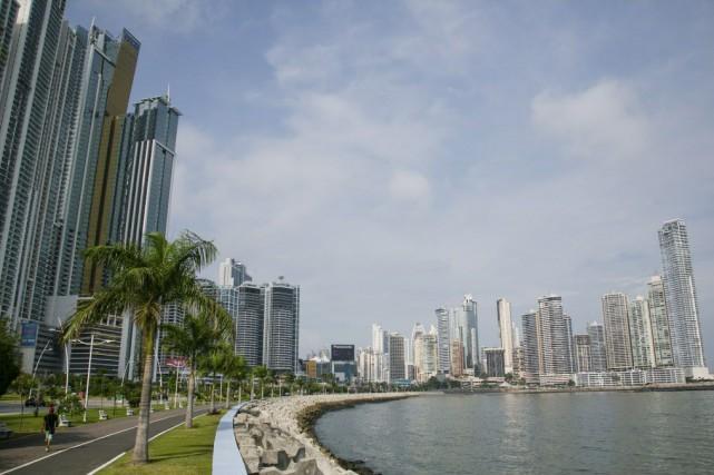 La ville de Panama... (Photo Tito Herrera, archives The New York Times)