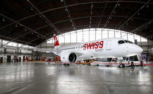 Swiss International Air Lines a été le premier... (PhotoArnd Wiegmann, Archives Reuters)
