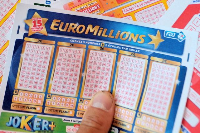 Le gagnant de la dernière cagnotte d'Euromillions, d'un montant de 73 millions... (Photo archives AFP)