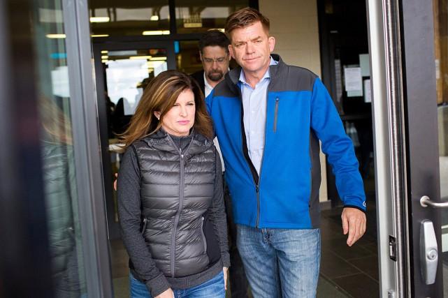 MmeAmbrose a passé quelques jours à Edmonton et... (Photo Topher Seguin, archives Reuters)