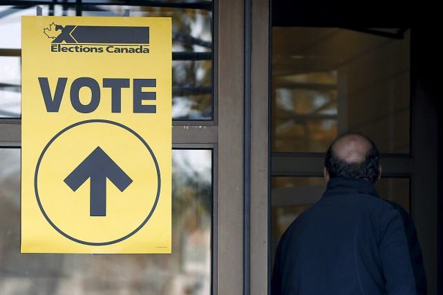 Le Québec voudra son mot à dire si la réforme du mode de scrutin envisagée par... (Photo Mathieu Bélanger, archives Reuters)