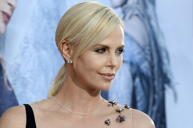 Charlize Theron sera présente à Cannes pour la... (PHOTO ARCHIVES REUTERS)
