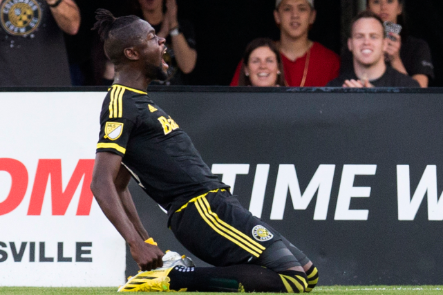 Kei Kamara... (Photo Greg Bartram, USA Today)