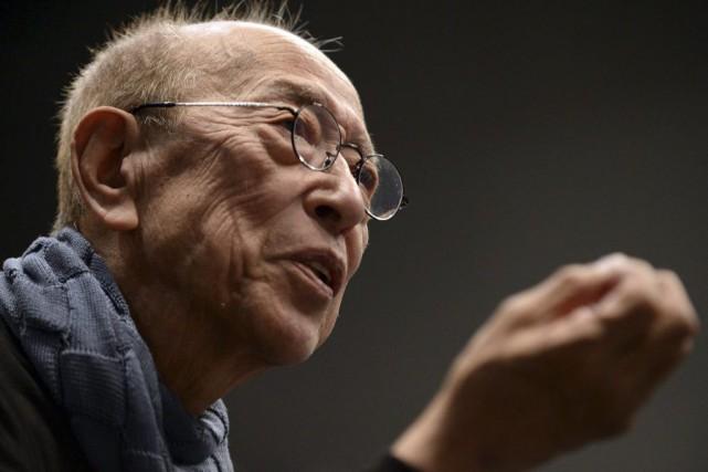 Yukio Ninagawa en 2013.... (PHOTO ARCHIVES AFP)