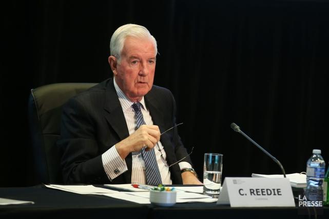 Le président de l'Agence mondiale antidopage, Craig Reedie,... (Photo Martin Chamberland, La Presse)