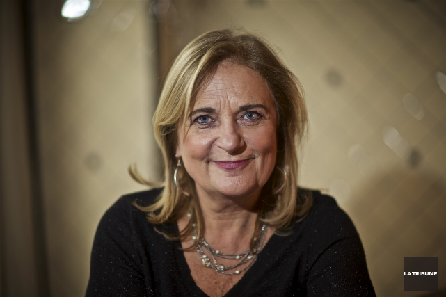 Nathalie Petrowski... (La Tribune, Jean-François Gagnon)