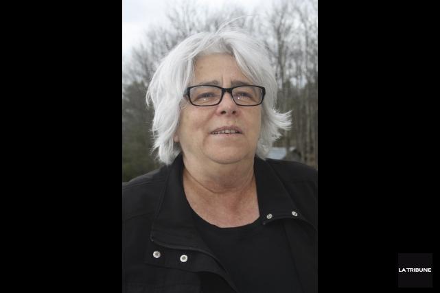 Lorraine Beaudry, directrice générale de l'Hôtel du parc... (La Tribune, Jean-François Gagnon)