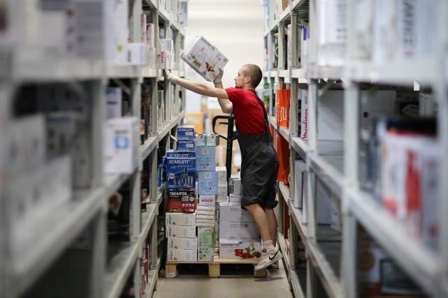 «Des histoires heureuses de décrochage, il n'y en... (Photo archives Bloomberg)