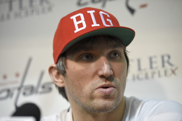 Alex Ovechkin... (Photo Nick Wass, AP)