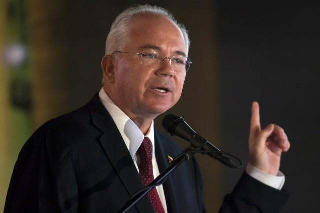 L'ambassadeur du Venezuela à l'ONU,Rafael Ramirez... (PHOTO ARCHIVES REUTERS)