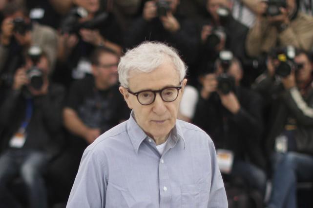 Woody Allen... (AFP, Valery Hache)