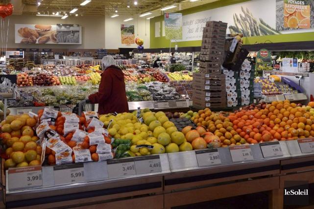 Les magasins touchés se trouvaient pour la plupart... (Photothèque Le Soleil)