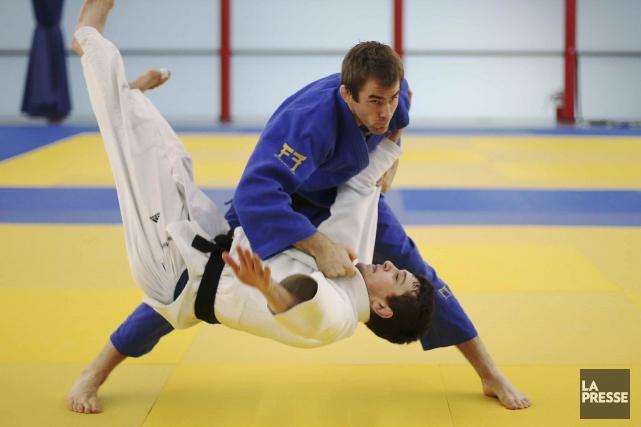 Le judoka Antoine Valois-Fortier est nommé l'athlète de... (Archives La Presse)