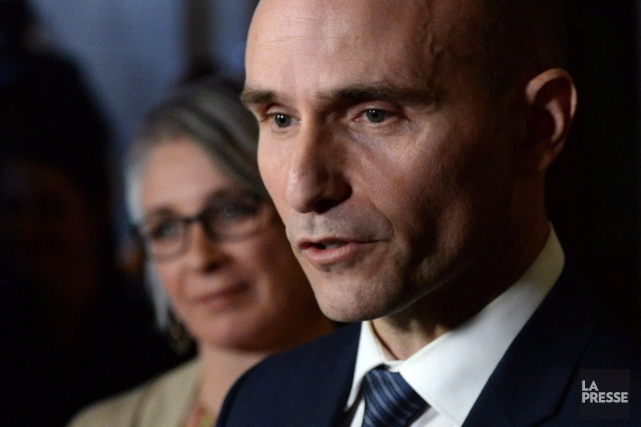 Le ministre de la Famille, des Enfants et... (Archives La Presse Canadienne)