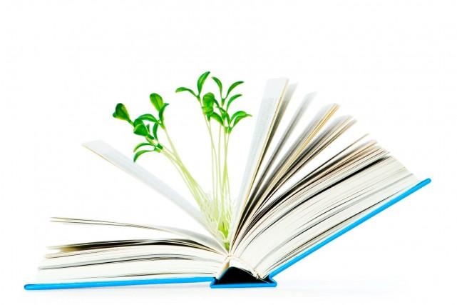 Tous les ans, un nombre important de livres qui touchent l'horticulture sont... (Photo 123rf, Elnur Amikishiyev)