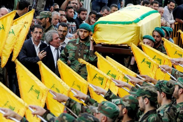 MustafaBadreddine, environ 55 ans, était responsable du dossier... (PHOTO AZIZ TAHER, REUTERS)
