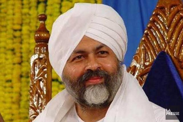 Baba Hardev Singh, âgé de 62ans, était à... (PHOTO TIRÉE DE FACEBOOK)