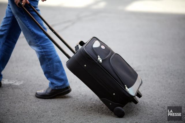 L'an dernier, les plaintes à propos des bagages... (Photo Sarah Mongeau-Birkett, Archives La Presse)