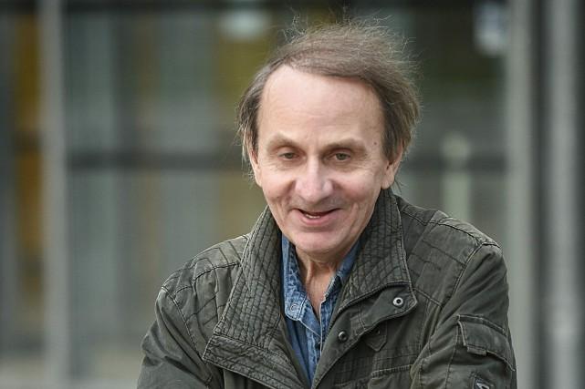 L'écrivain Michel Houellebecq... (PHOTO MARTIN BUREAU, AGENCE FRANCE-PRESSE)