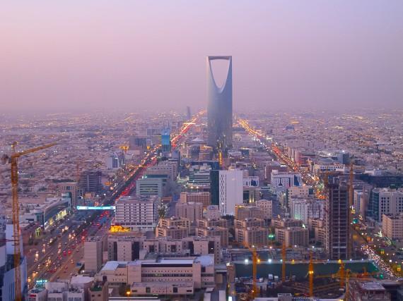 Ryad en Arabie saoudite... (123RF)