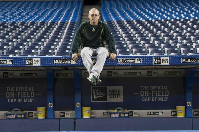 Homme de peu de mots, l'ancien gérant des... (La Presse Canadienne, Chris Young)