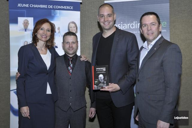 Marie-Josée Morency, directrice générale de la Chambre de... (Photo Le Quotidien, Rocket Lavoie)