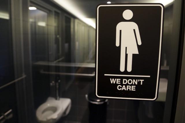 LaMaison-Blanche apublié vendredi des directives contre la discrimination... (AP, Gerry Broome)