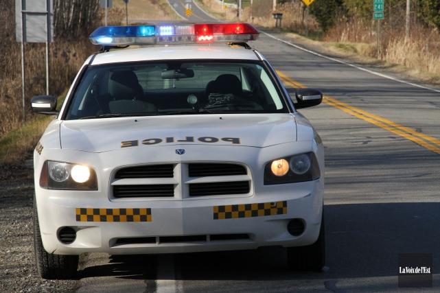 Un conducteur gravement blessé au volant d'un véhicule volé (Archives La Voix de l'Est)