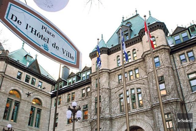La Ville de Québec s'est entendue à l'amiable... (Photothèque Le Soleil, Patrice Laroche)