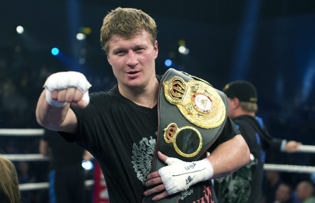 Alexander Povetkin... (Photo Gero Breloer, archives AP)
