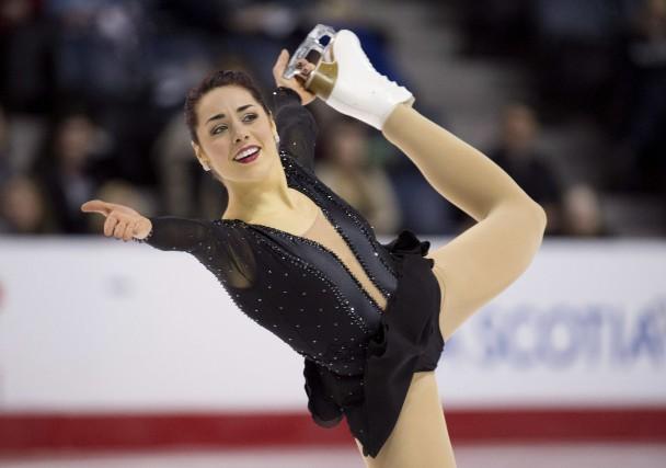 Roxanne Rheault... (La Presse Canadienne)