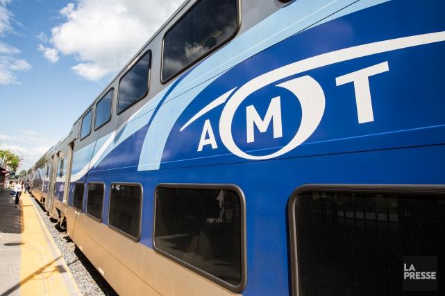 Cette semaine, l'Agence métropolitaine de transport a accordé... (La Presse, Olivier Pontbriand)