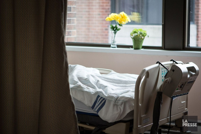 Le projet de loi sur l'aide médicale à mourir expose les médecins à un «risque»... (Mathieu Waddell, Archives La Presse)