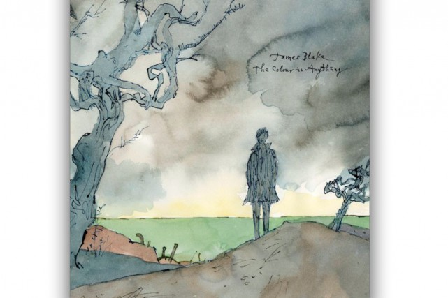 ELECTRONICA/SOUL, The Colour in Anything, James Blake...