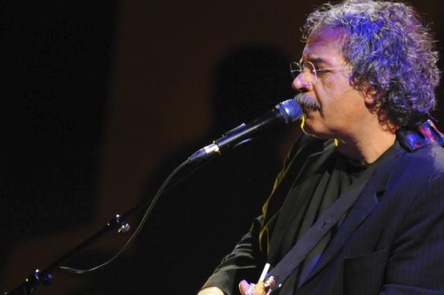 Le chanteur et poète Gianmaria Testa, s'est éteint... (Focus1, Steve Deschênes)