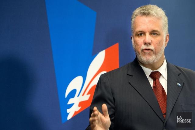 Le gouvernement Couillard n'a pas tout à fait... (Photo Robert Skinner, archives La Presse)