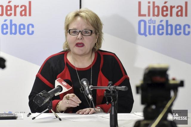 Candidate du Parti libéral du Québec dans Chicoutimi... (Archives Le Progrès-dimanche, Rocket Lavoie)