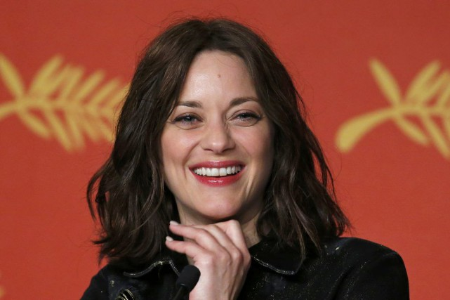Marion Cotillard... (PHOTO YVES HERMAN, REUTERS)