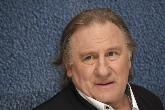 Gérard Depardieu... (PHOTO ANNE-CHRISTINE POUJOULAT, AGENCE FRANCE-PRESSE)