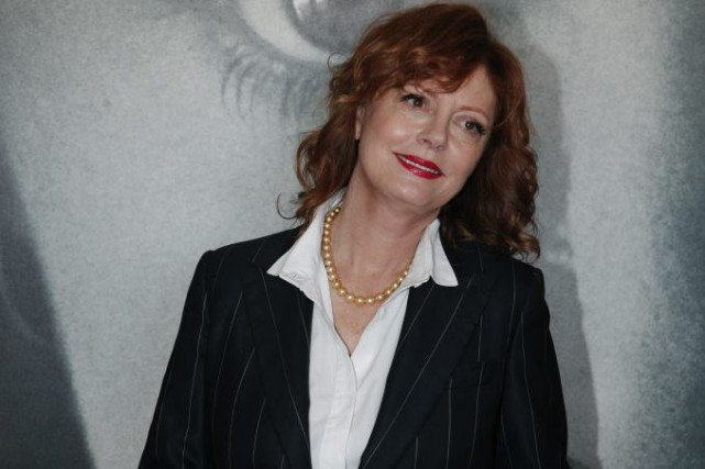 Susan Sarandon... (PHOTO THIBAULT CAMUS, ASSOCIATED PRESS)
