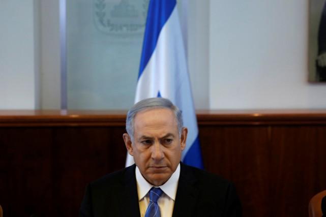 «Ils nient la Shoah, ils se moquent de... (PHOTO REUTERS)