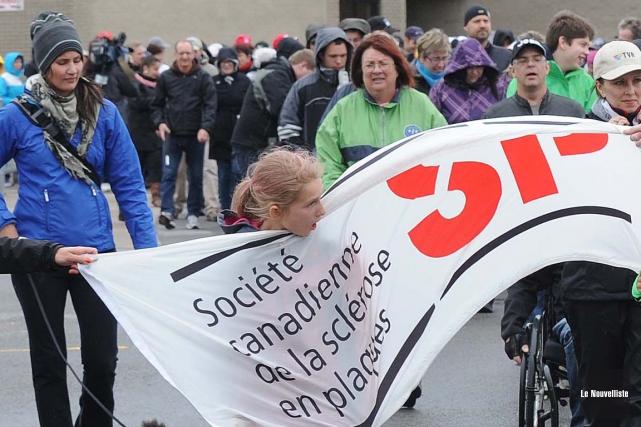 Le 29 mai prochain aura lieu la Marche... (Archives, Le Nouvelliste)