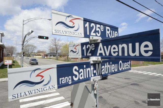 Le processus d'harmonisation des noms de rues a... (Sylvain Mayer, Le Nouvelliste)