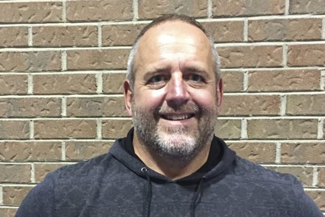 Dominique Choquette est l'entraîneur du club de lutte... (Fournie)