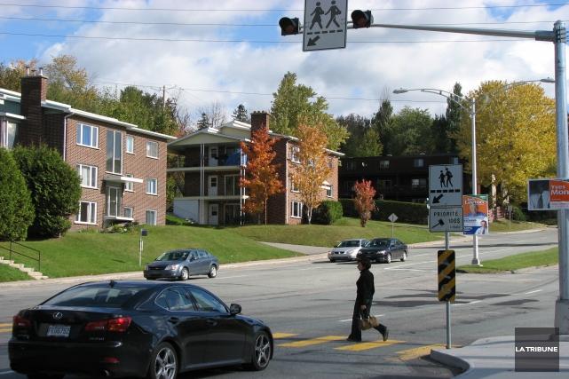 La Ville de Sherbrooke a reçu un prix du mérite Ovation municipale 2016 de... (Archives, La Tribune)