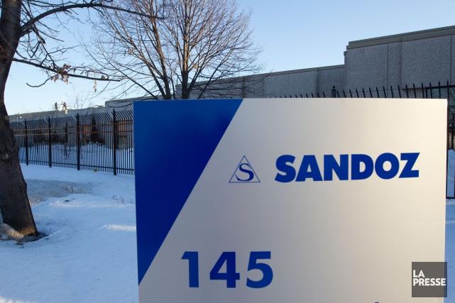 Sandoz est un important producteur de produits génériques.... (PHOTO HUGO-SÉBASTIEN AUBERT, LA PRESSE)