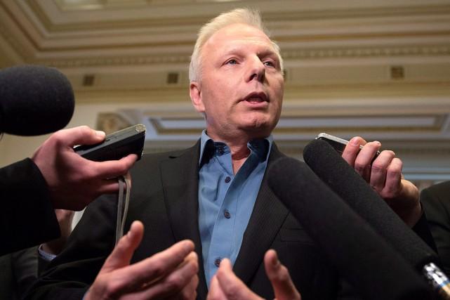 Selon Jean-François Lisée, le PQ n'aura pas assez... (La Presse Canadienne, Jacques Boissinot)