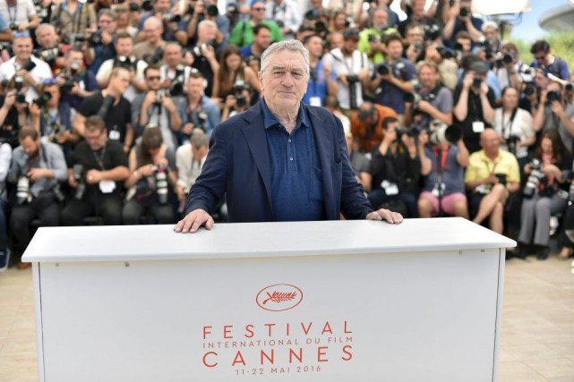 Robert De Niro... (Photo Loic Venance, Agence France-Presse)