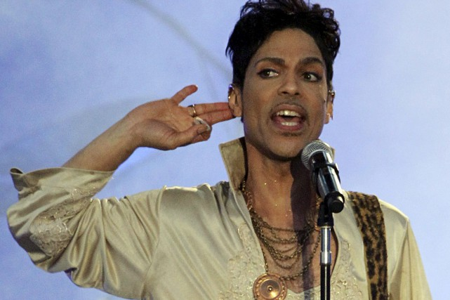 Mort le mois dernier, Prince n'avait pas fait... (PhotoOlivia Harris, Archives Reuters)