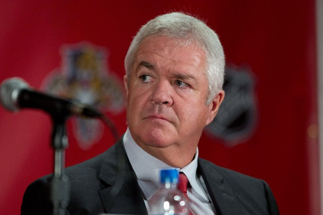 Dale Tallon... (Photo J Pat Carter, archives Associated Press)